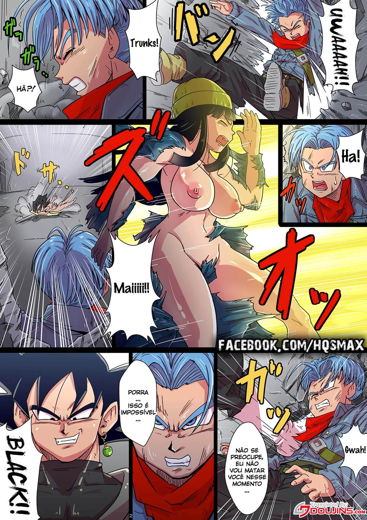 Dragon Ball Super hentai