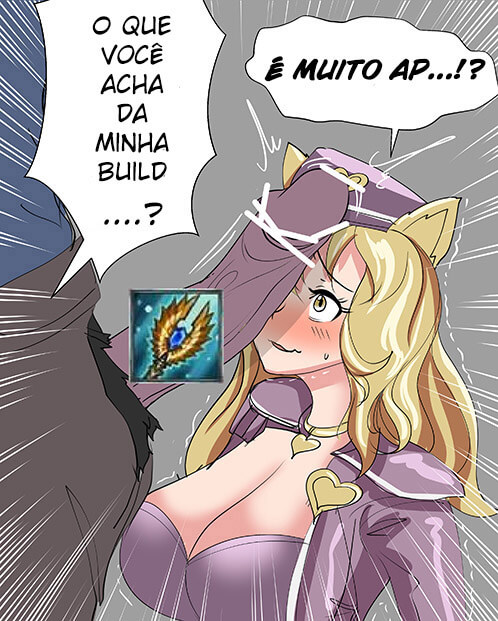League of Legends Hentai