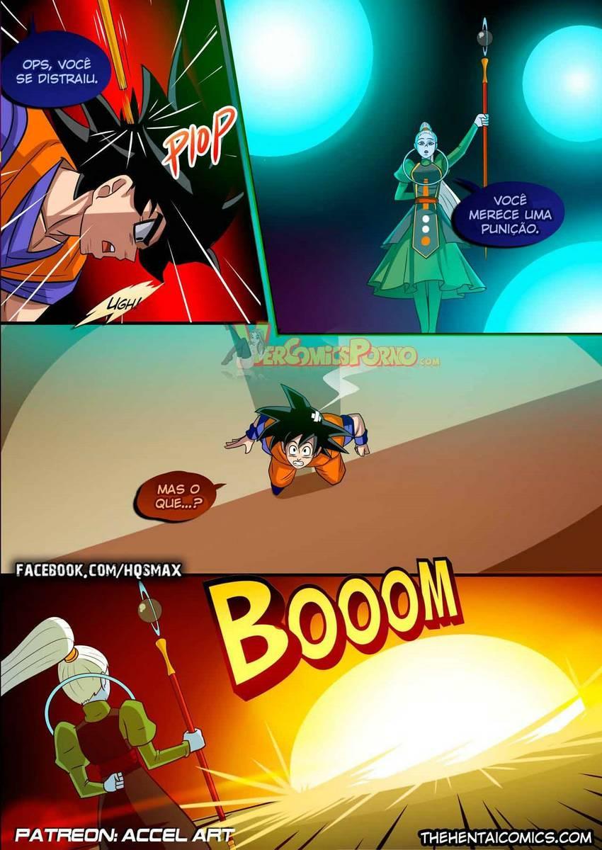 Dragon Ball Super hentai