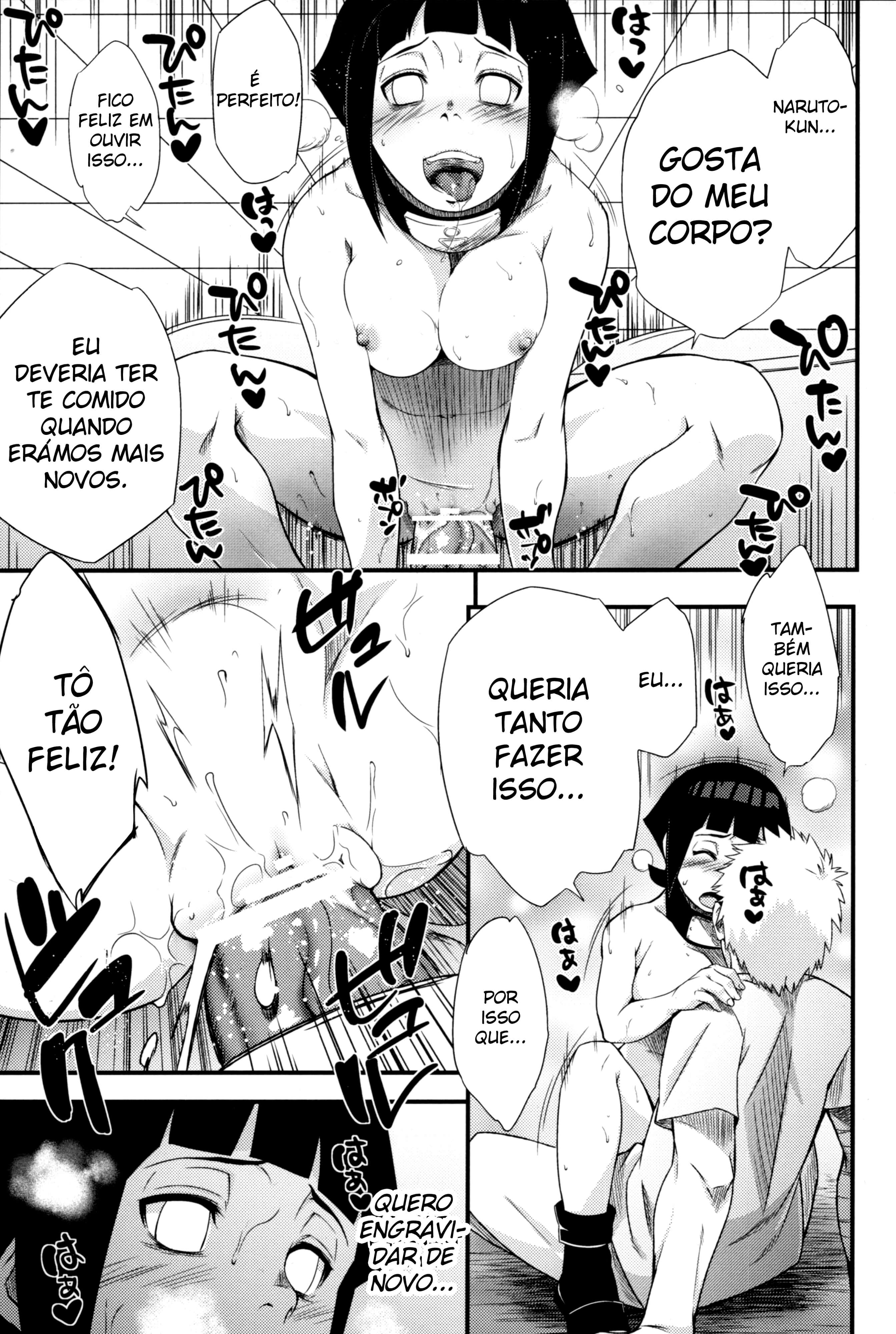 Manga Boruto Hentai