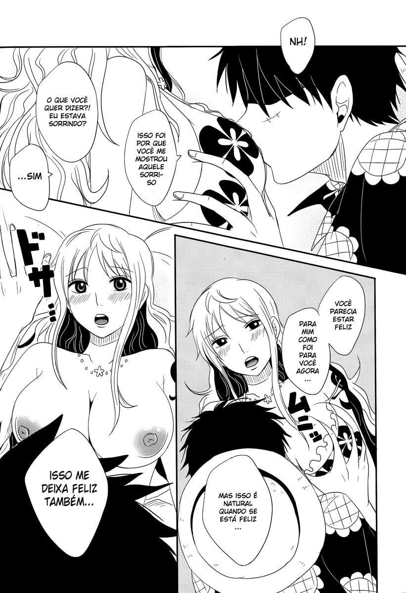One Piece Hentai Nami