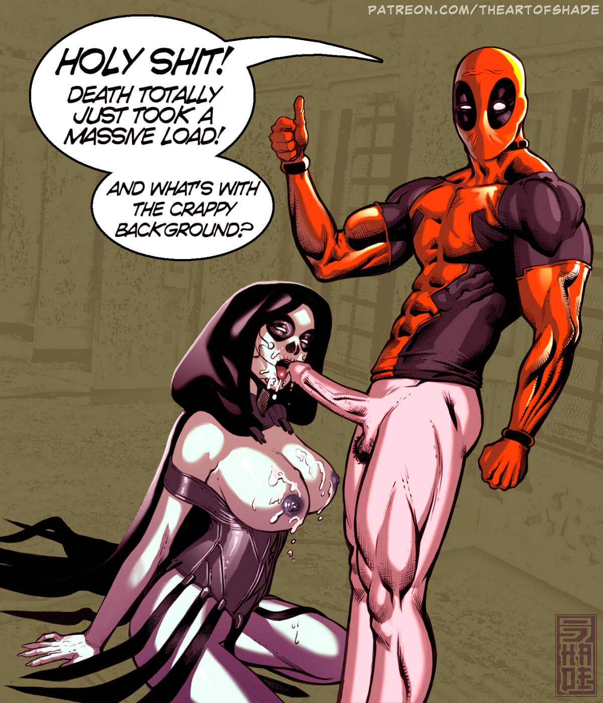Hentai Deadpool