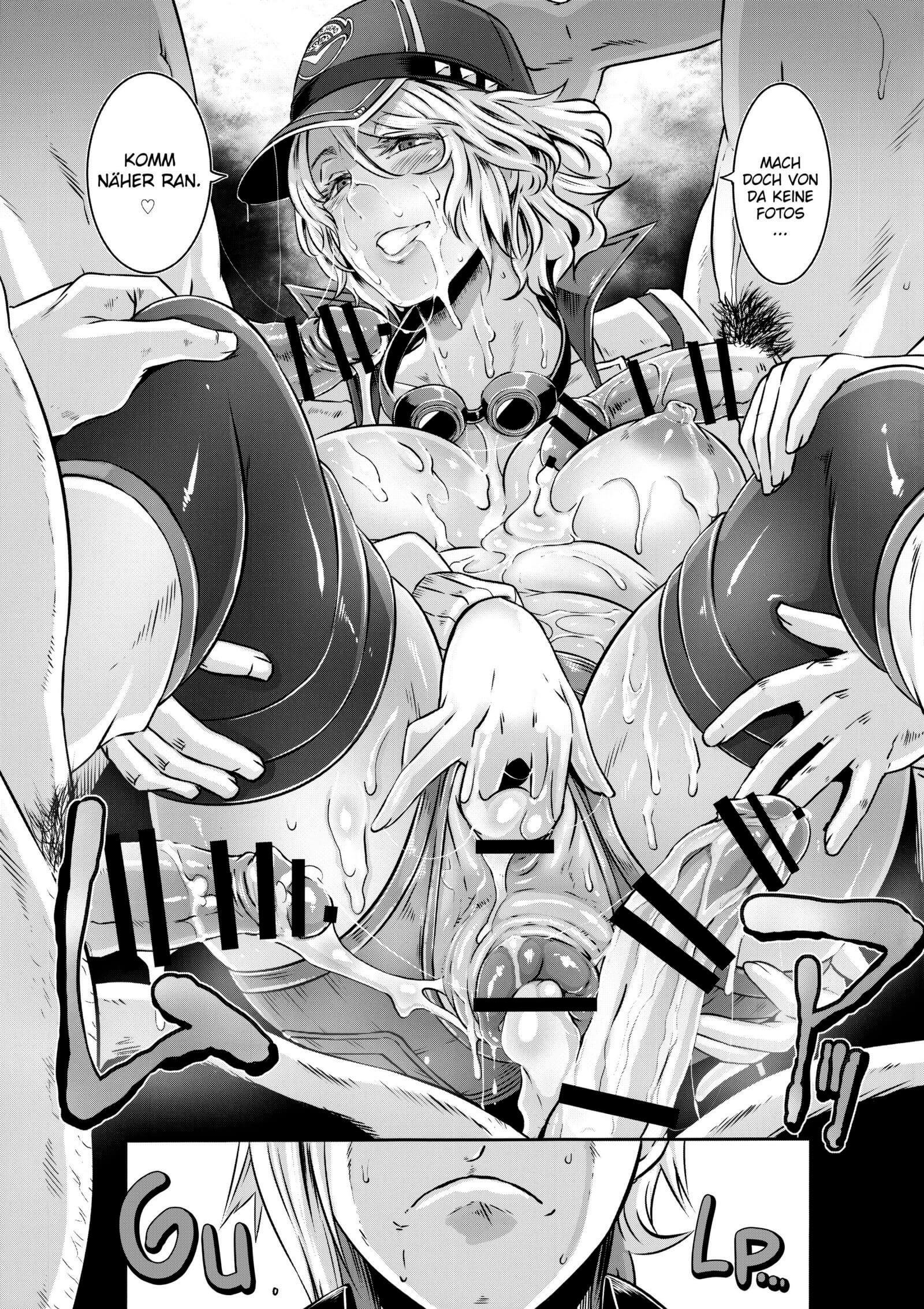 Hentai Final Fantasy