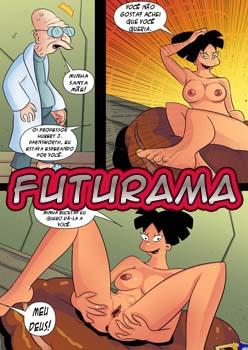 Hentai Futurama Turanga Leela