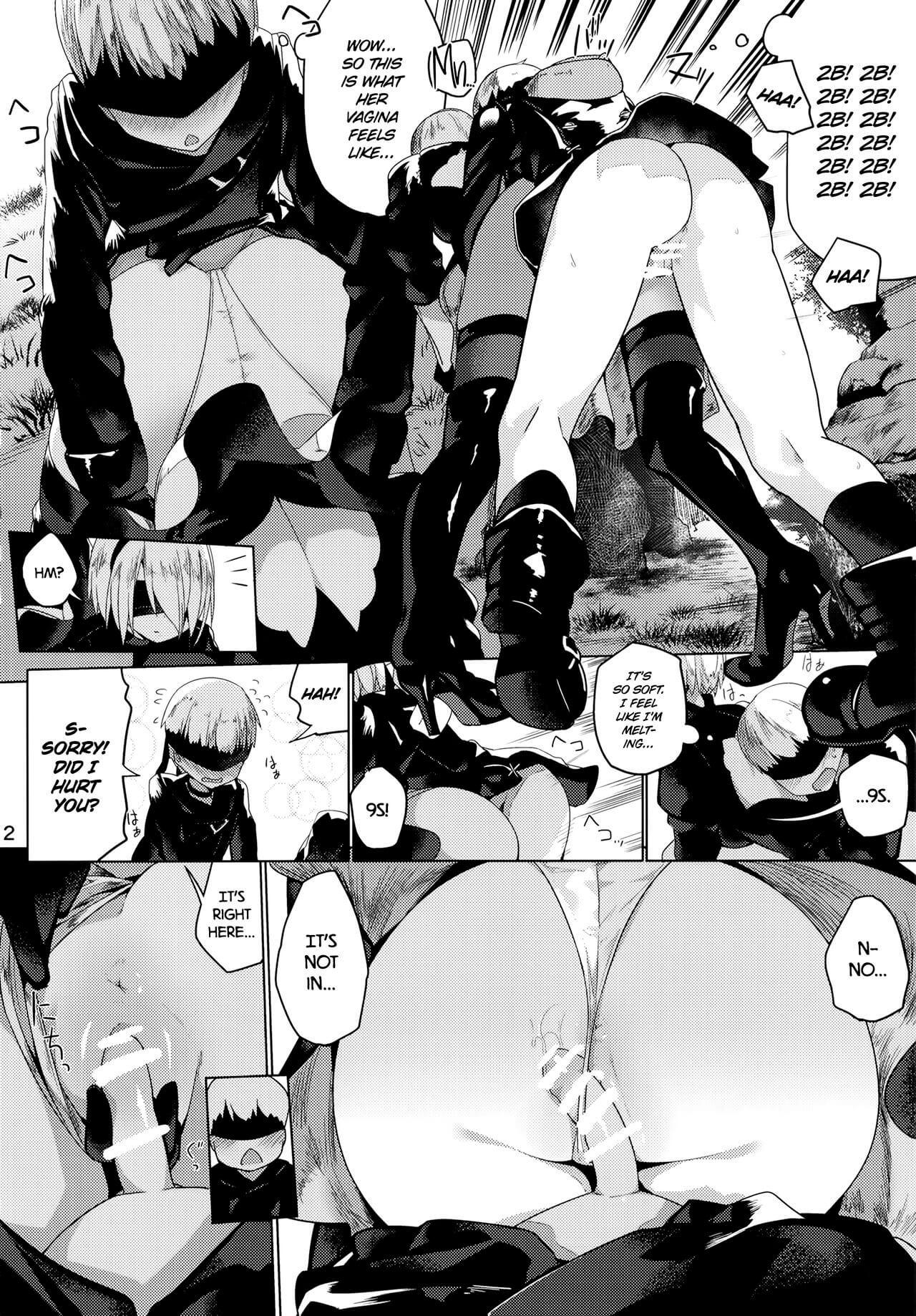 NieR:Automata Hentai