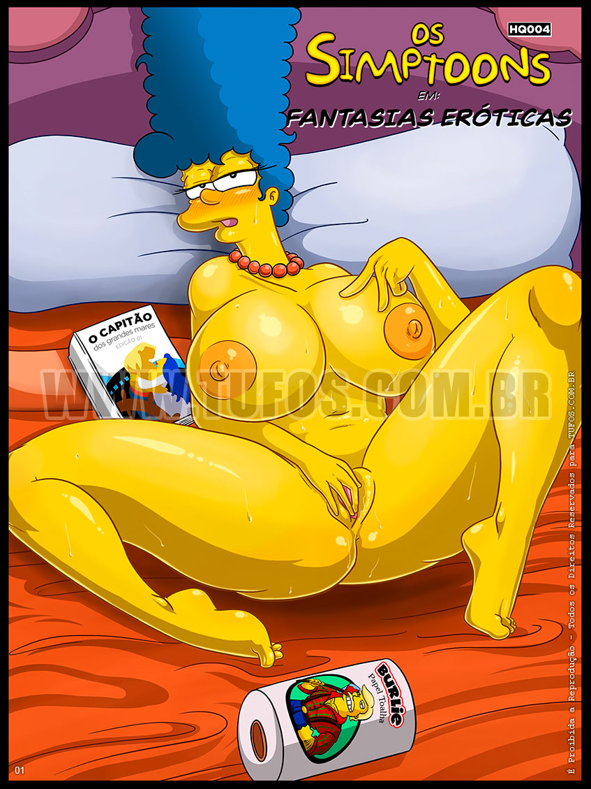 Os Simpsons Hentai