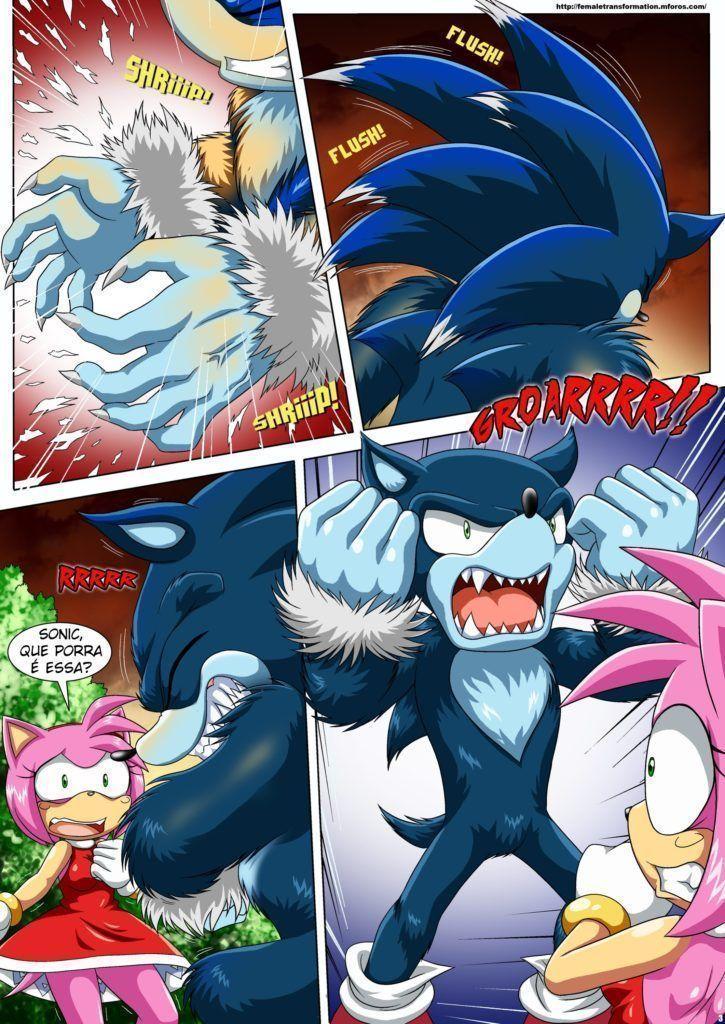 Hentai Sonic