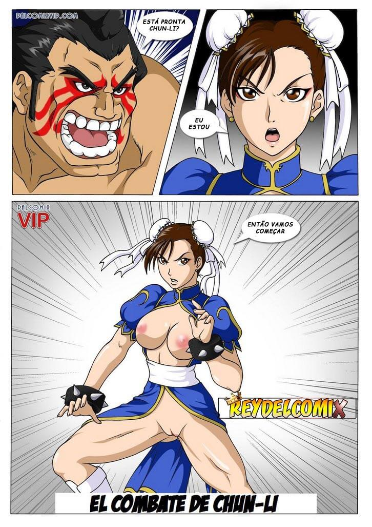 Chun-Li Hentai Street Fighter 5