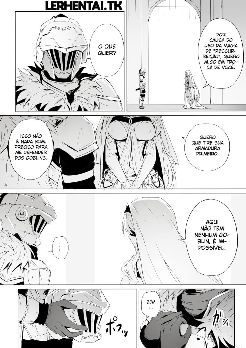 Hentai Goblin Slayer
