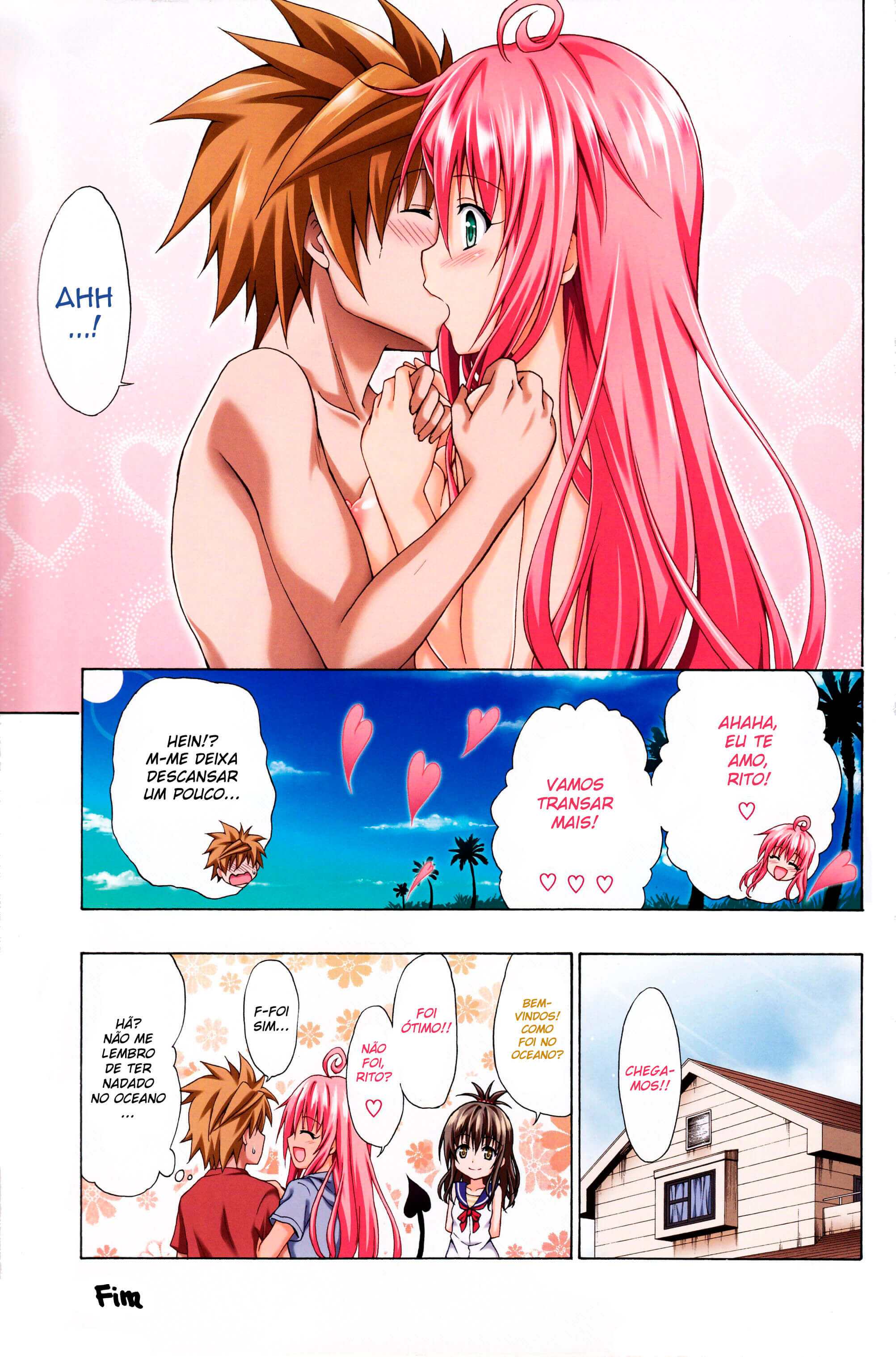 To Love Ru Hentai